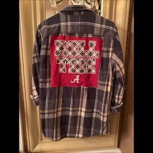 Custom made Alabama shirt, one of a kind